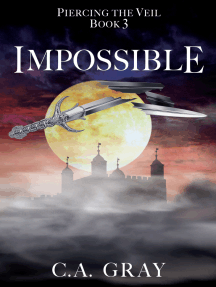 Impossible: Piercing the Veil, Book 3
