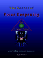 The Secret of Voice Deepening & Charisma