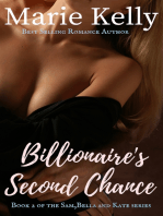Billionaire's Second Chance