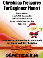 Christmas Treasures for Beginner Piano 1