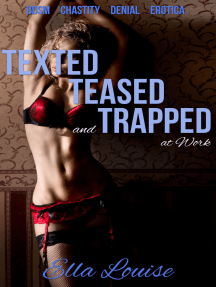 "Texted, Teased, and Trapped at Work (Book 2 of ""The Kink Diary"")"