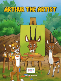 Arthur the artist: Be the magic you are