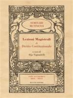 Lezioni Magistrali di Diritto Costituzionale II