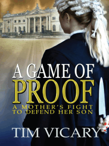 A Game of Proof: The Trials of Sarah Newby, #1