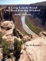 A Long Lonely Road, No Rest for the Wicked, Book 13