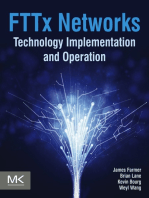 FTTx Networks: Technology Implementation and Operation