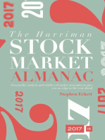 The Harriman Stock Market Almanac 2017: Seasonality analysis and studies of market anomalies to give you an edge in the year ahead