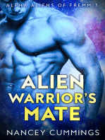 Alien Warrior's Mate