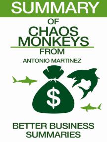 Chaos Monkeys   Summary