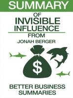 Invisible Influence | Summary