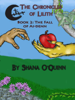 The Chronicles of Lilith Book 2