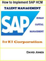 How to Implement SAP HCM- Talent Management Processes for ICT Corporation