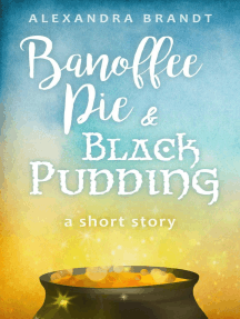 Banoffee Pie and Black Pudding