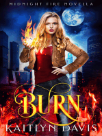 Burn (Midnight Fire Series Book Five)