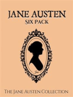 Jane Austen Six Pack (Illustrated)