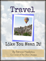 Travel Like You Mean It!