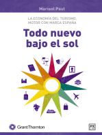 Todo nuevo bajo el sol: La economía del turismo, motor con marca en España