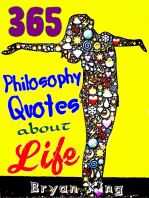 Philosophy Quotes about Life