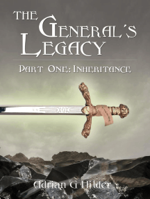 The General's Legacy - Part One: Inheritance: First part of Book 1 in The General of Valendo series: The General's Legacy Book One, #1