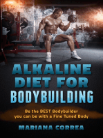 Alkaline Diet for Bodybuilding