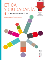 Ética y ciudadanía 1. (Ebook-Epub)