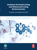 Ambient Assisted Living and Enhanced Living Environments: Principles, Technologies and Control