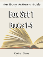 The Busy Author's Guide Box Set 1