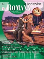 Romana különszám 69. kötet (Olasz temperamentum, A sors fintora, Csillagok az Olimposz felett, A szerencsés hármas)