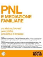 PNL e mediazione familiare