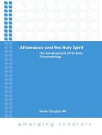 Athanasius and the Holy Spirit