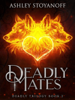 Deadly Mates: Deadly Trilogy, #2