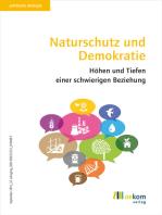 Naturschutz und Demokratie