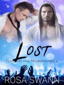 Lost: Feathers and Microphones, #4