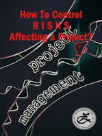 How to Control Risks Affecting a Project?