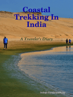 Coastal Trekking In India - A Traveler's Diary