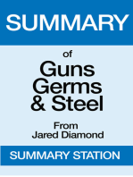 Guns,Germs, and Steel | Summary