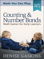 Counting & Number Bonds: Math You Can Play, #1