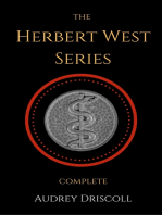 The Herbert West Series Complete