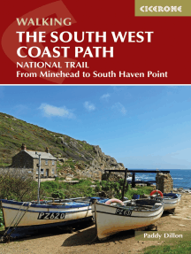 The South West Coast Path: National Trail From Minehead to South Haven Point