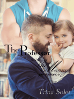 The Professor and the Manny (Gay Romance)