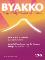 Byakko Magazine Issue 129