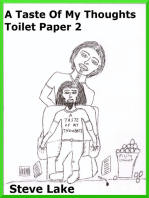 A Taste Of My Thoughts Toilet Paper 2
