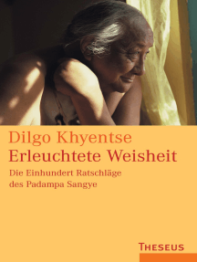 Erleuchtete Weisheit: Die Einhundert Ratschläge des Padampa Sangye