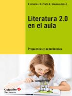 Literatura 2.0 en el aula: Propuestas y experiencias