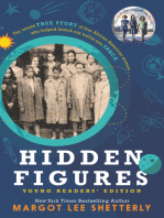 Hidden Figures Young Readers' Edition