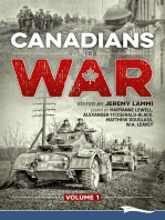 Canadians and War Volume 1