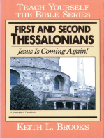 First & Second Thessalonians-Teach Yourself the Bible Series