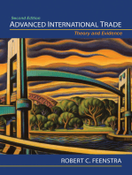 Advanced International Trade