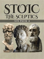 Stoic Six Pack 4 - The Sceptics (Illustrated)