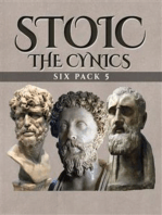 Stoic Six Pack 5 - The Cynics (Illustrated)